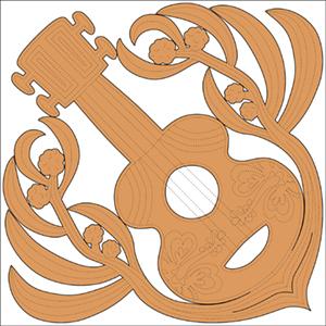 PKQH023_ukulele&koa